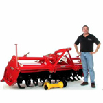 Everything Attachments Multi Speed Tiller