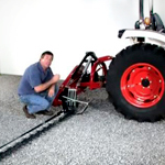 Feraboli Sickle Mower at Everything Attachments