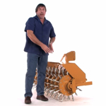 Lawn Plugger by Everything Attachments